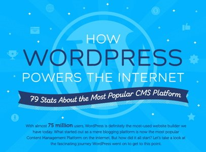 Image link to article with WordPress stats